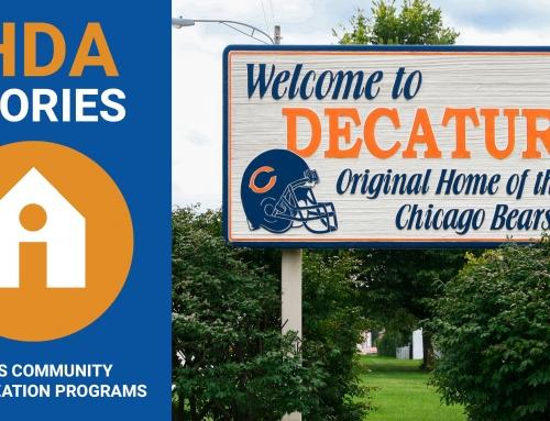 IHDA'S Community Revitalization Programs – Video