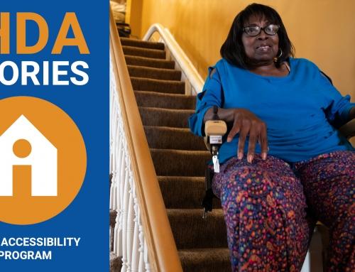IHDA'S Home Accessibility Program – Video