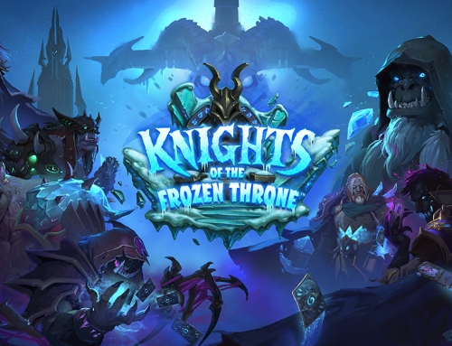Let's Play Hearthstone – The Best Deathknight Priest Deck in Knights Of The Frozen Throne